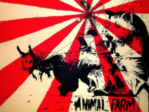 Animal Farm and the Archonic Abuse Paradigm