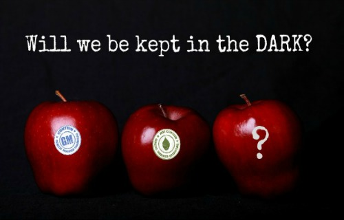 apples GMO DARK Act