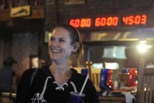 The Big Texan: Tiny 120-Pound Woman Eats 13.5 Pounds Of Steaks (Plus Sides)... Wins $5,000