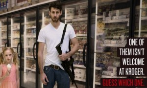 Look How Far Bloomberg Is Taking the Propaganda Against Kroger Grocery Stores for Not Banning Guns