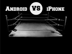 Battle of the Smartphones Ends in Bloodshed