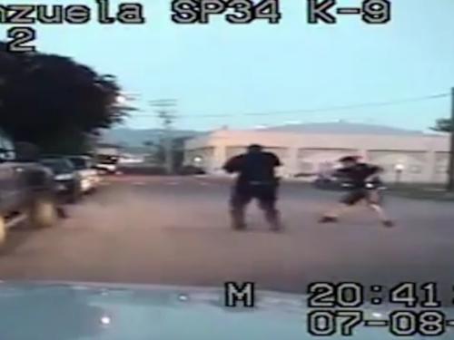 police shooting idaho