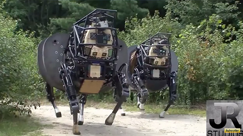 1Robotics-Animal-Like-Walking