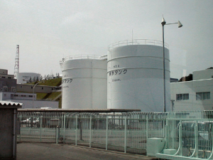 Unstable Fukushima Containers May Cause Hydrogen Explosions