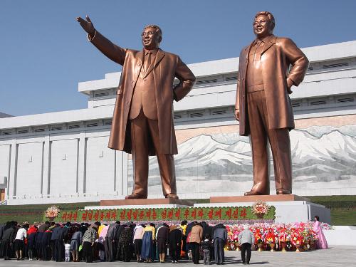 north korea wikimedia