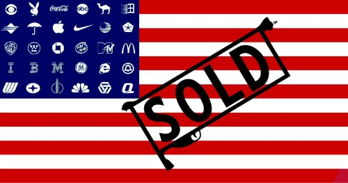 America sold to corporations