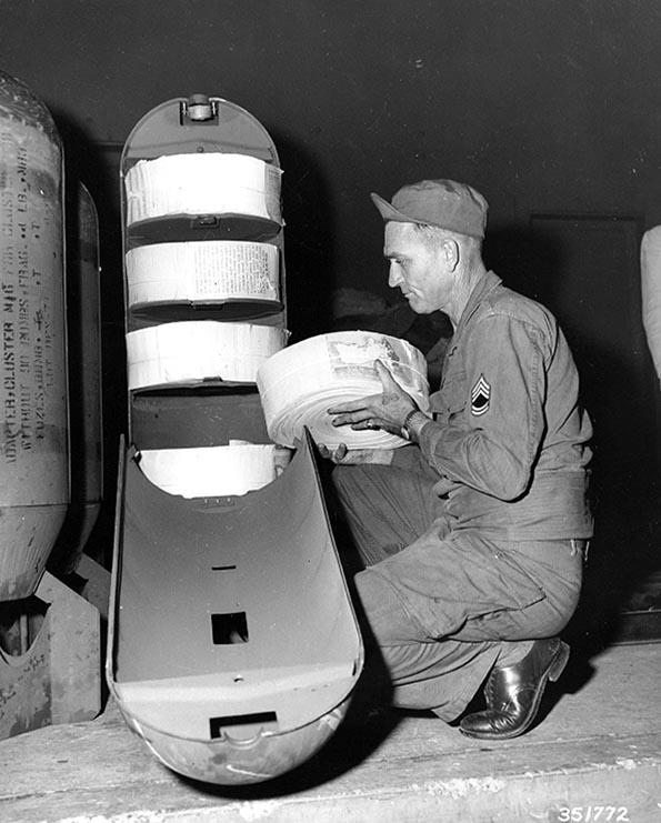 Korean-leaflet-bomb