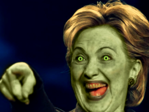 hillarylaughinghag