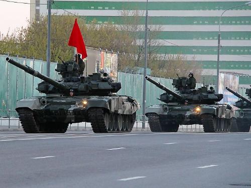 russian t-90 tank wikimedia
