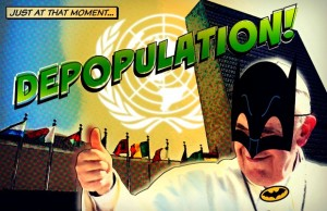 Holy Shades of Social Justice, Batman! The Pope, the UN, and One World Government-Religion