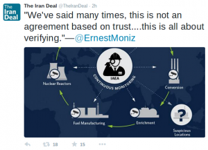 WH Launches Cutesy @TheIranDeal Twitter Account, While Keeping Unclassified Iran Nuke Deal Docs Hidden from Public