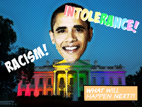 rainbowwhitehouseobama