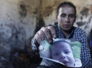 18-Month-Old Palestinian Baby Burned to Death in Israeli Terror Attack