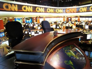 CNN Tells Americans That the Stock Market Is Not Going to Crash