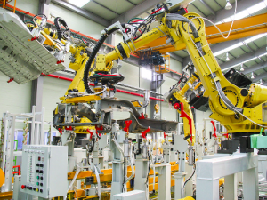 Chinese Factory Loses 90% of Its Workforce to Robots