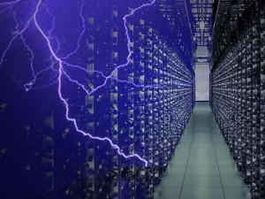 Nature Takes on Tech As Lightning Strikes Google FOUR TIMES Erasing Cloud Data