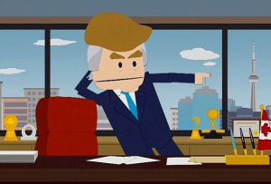 Warning, Graphic: Donald Trump Just Got Raped and Murdered on South Park