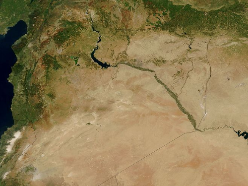 syria wikimedia