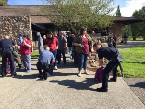 Mass Shooter Kills 10, Injures 20 at Oregon Community College