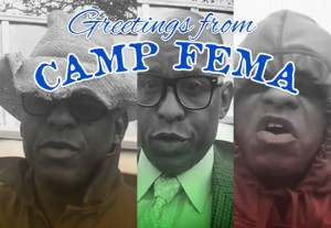 Video: FEMA Camp For Idiots But They Too Stupid To Know It