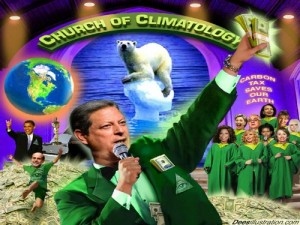 Chicken Little Al Gore Renews Climate Change Lie