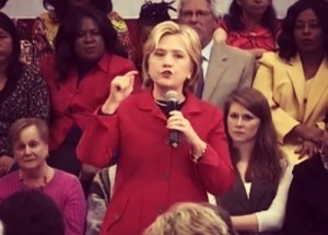 Now Hillary Is Pushing for Laws so That Shooting Victims Can Sue Gun Manufacturers