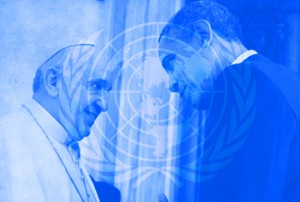 Obama, Pope, UN: Con Artists Together