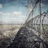 prisonfencegrunge