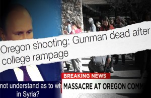 Another Mass Shooting Just in Time to Flip the Script