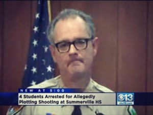 High School Mass Shooting Plot Foiled the Day Before the Oregon Shooting