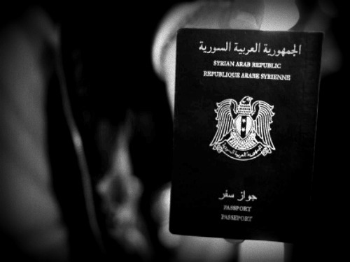 syrianpassport
