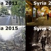 Syria Before and After