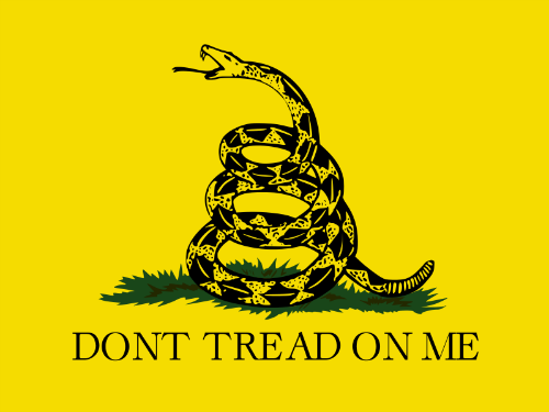 don't tread on me wikimedia
