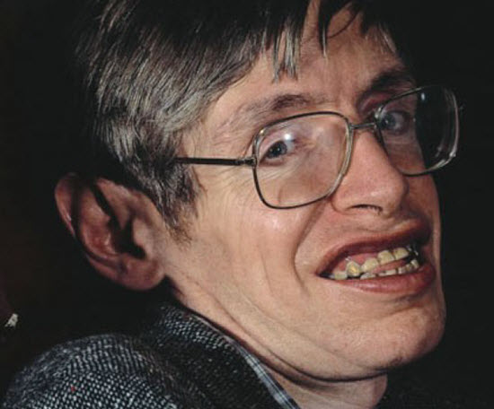 What did Stephen Hawking do?