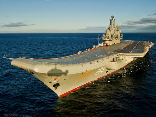 russian aircraft carrier wikimedia