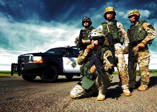 CHP Swat