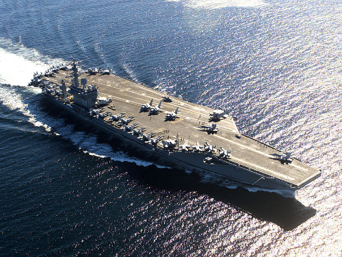 nimitz aircraft carrier public domain