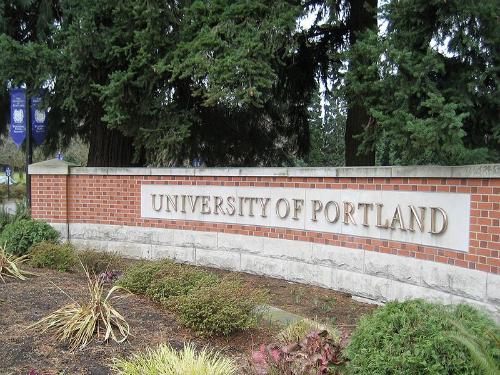 university of portland wikimedia