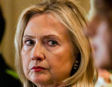 Image result for angry hillary