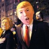 clinton trump mask