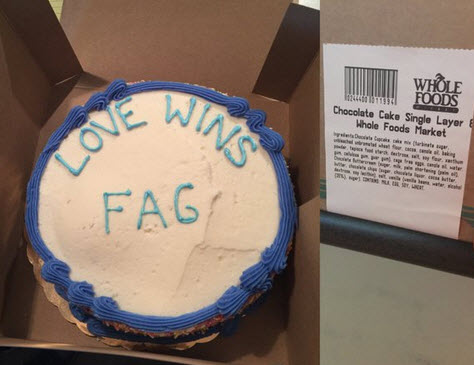 Whole Foods Cake Hoax