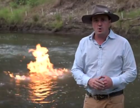"""People should be terrified"": Watch Aussie MP Set a River ..."