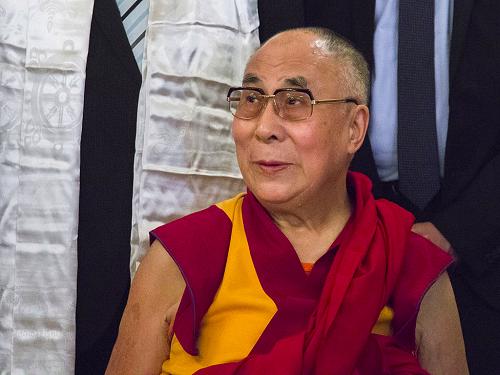 dalai lama wikimedia