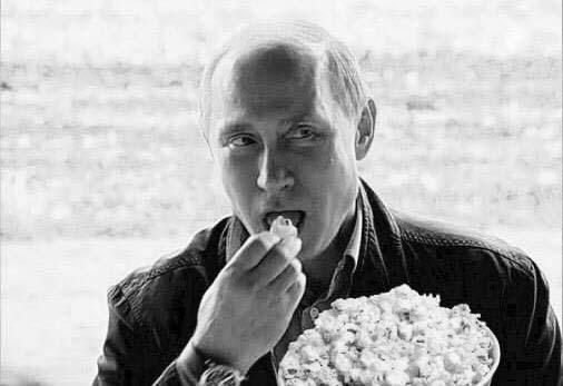 Putin Popcorn