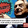 Soros-Foiled