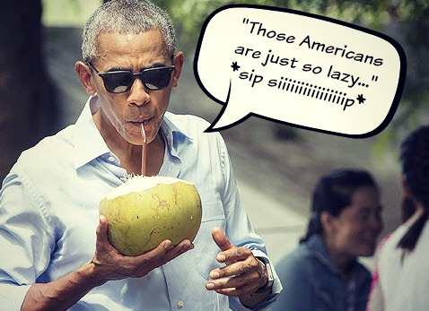 obamadrinksfromcoconut-americanslazy