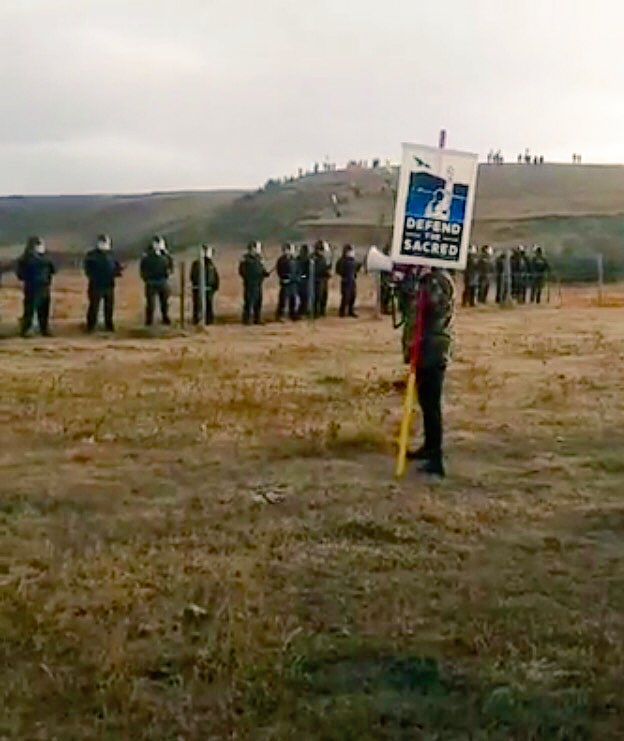 FINALLY a Victory! North Dakota Tribes, Activists Win After US Denies Permit Needed To Complete Dakota Access Pipeline