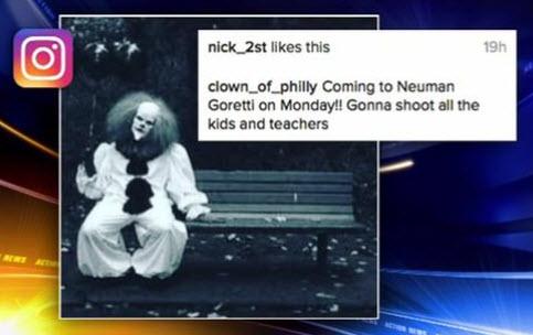 clownthreat
