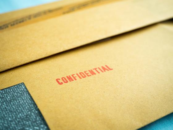 confidential-files