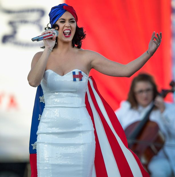singer-katy-perry-rallies-supporters-of-democratic-presidential-candidate-hillary-clinton-outside-the-iowa-events-center